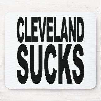 Cleveland chupa tapetes de ratón