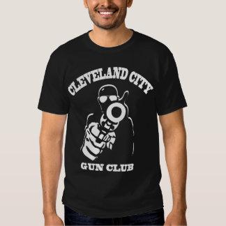 Cleveland City Gun Club Tshirts