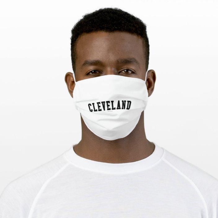 Cleveland Cloth Face Mask