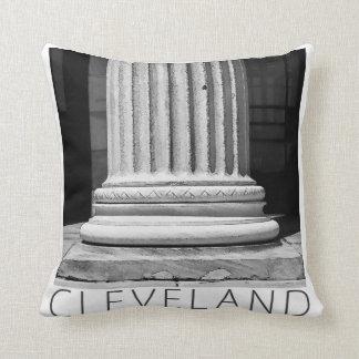 Cleveland - Column Detail Throw Pillow