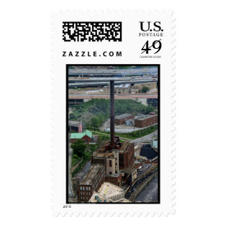 Cleveland Factory Postage Stamps