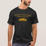 Cleveland Football Sucks! T-Shirt
