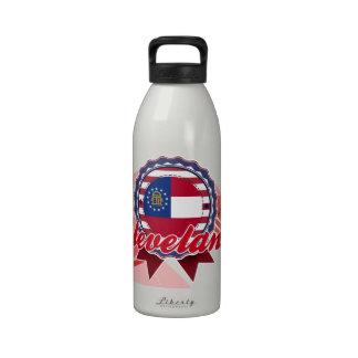 Cleveland, GA Botellas De Agua Reutilizables