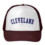 Cleveland Gorros Bordados