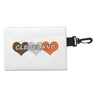 Cleveland Heart Accessories Bag