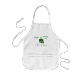 Cleveland Heights, OH - City of Trees Kids' Apron