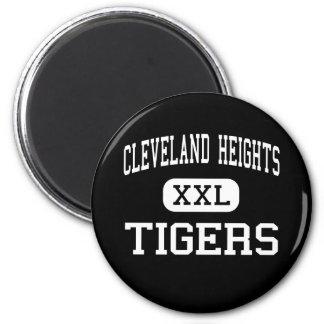 Cleveland Heights - tigres - Cleveland Heights Iman De Frigorífico