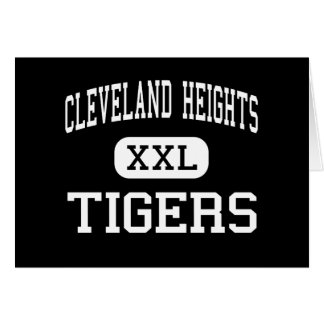Cleveland Heights - tigres - Cleveland Heights Tarjeton