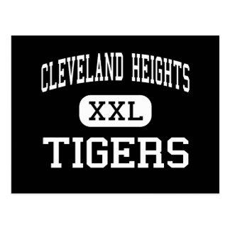 Cleveland Heights - tigres - Cleveland Heights Tarjeta Postal