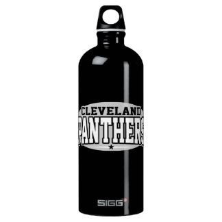 Cleveland High School; Panthers Water Bottle