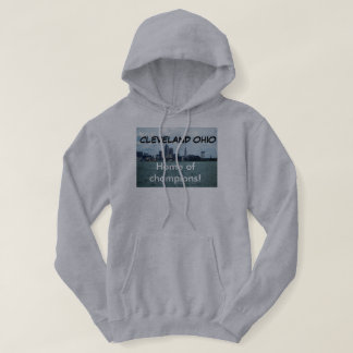 CLEVELAND HOME OF CHAMPIONS hoodie