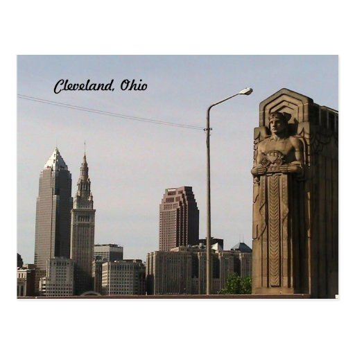 Cleveland Icons Postcards