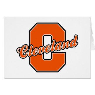 Cleveland Letter Card