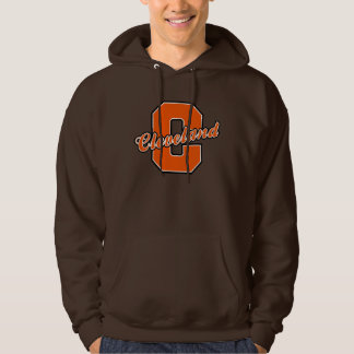 Cleveland Letter Hoodie