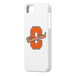 Cleveland Letter iPhone SE/5/5s Case