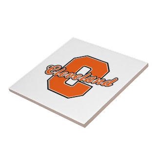 Cleveland Letter Tile