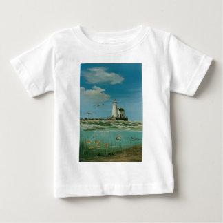 Cleveland Main Lighthouse 1998 Baby T-Shirt
