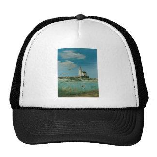 Cleveland Main Lighthouse 1998 Mesh Hats