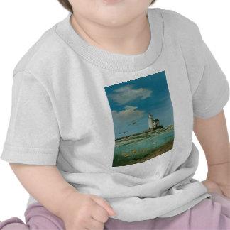 Cleveland Main Lighthouse 1998 Tee Shirts