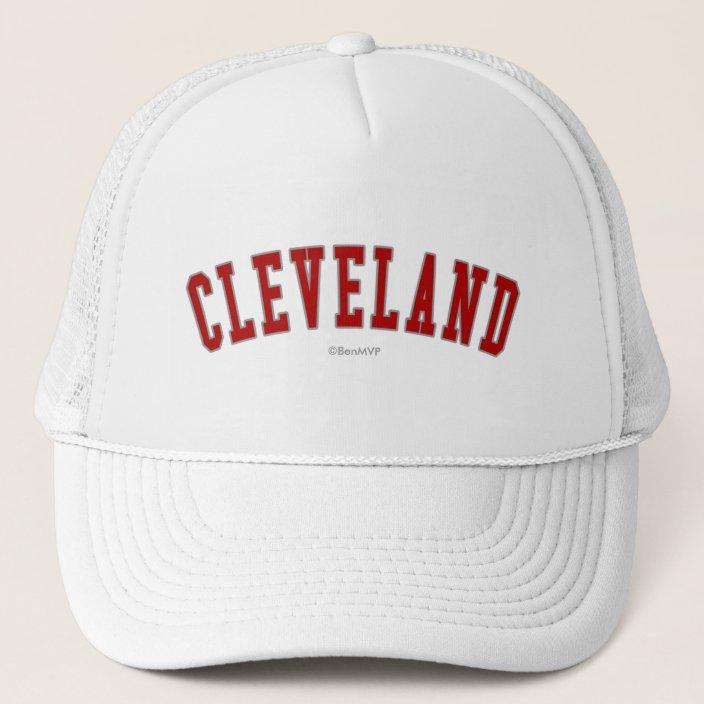 Cleveland Mesh Hat