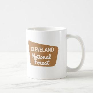 Cleveland National Forest (Sign) Coffee Mug