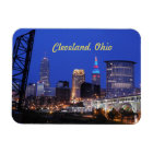 Cleveland Night On The Town Magnet