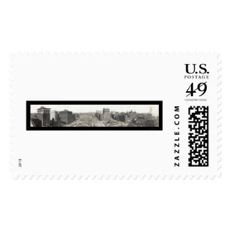 Cleveland, OH Photo 1913 Postage Stamp