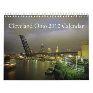 Cleveland Ohio 2012 Calendar calendar