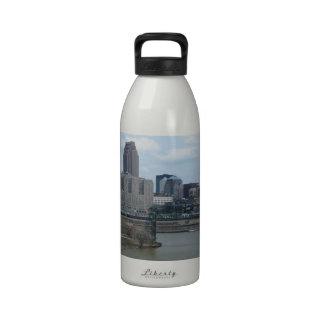 Cleveland Ohio Botella De Agua