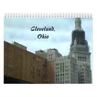CLEVELAND,OHIO calendar