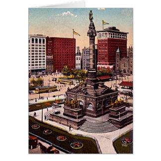 Cleveland, Ohio Greeting Card