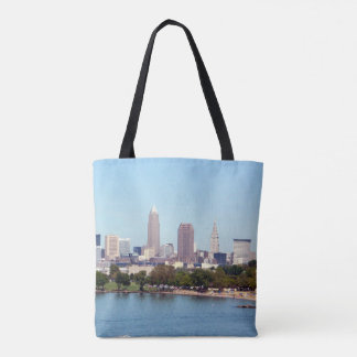 Cleveland, Ohio Lake View Tote Bag