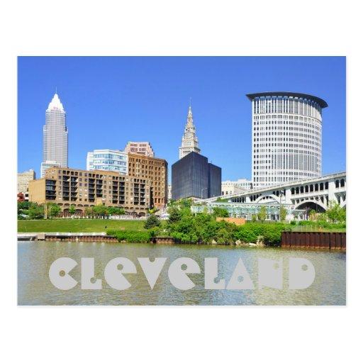 Cleveland, Ohio, los E.E.U.U. Postal