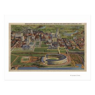 Cleveland, Ohio - Municipal Postcard