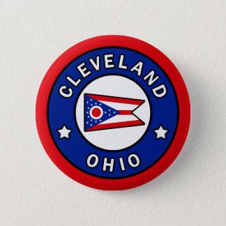 Cleveland Ohio Pinback Button