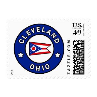 Cleveland Ohio Postage