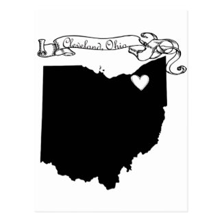 Cleveland Ohio Postcard