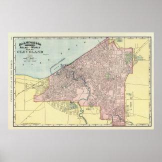 Cleveland, Ohio Póster