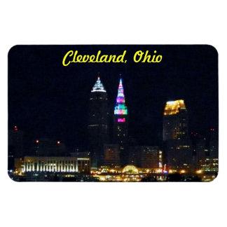 Cleveland, Ohio Rainbow Tower Magnet