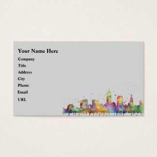 Cleveland Ohio Business Cards Templates Zazzle
