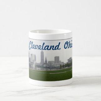 Cleveland Ohio Skyline Mug