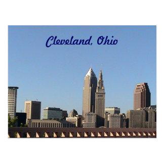 Cleveland, Ohio Summer Post Card
