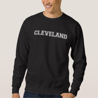 Cleveland Ohio Sweatshirt