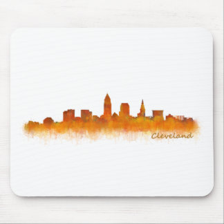 Cleveland Ohio the USA Skyline City v02 Mouse Pad