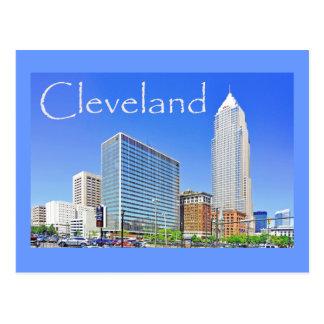 Cleveland, Ohio, U.S.A. Postcard