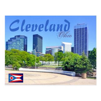 Cleveland, Ohio, U.S.A. Post Card