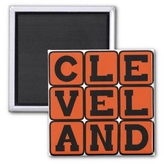 Cleveland, Ohio United States Magnets