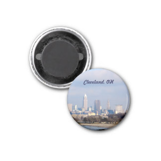 Cleveland, Ohio View (Edgewater)Magnet