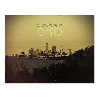 Cleveland, Ohio - vintage Tarjeta Postal