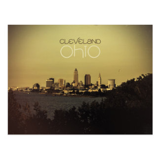Cleveland, Ohio - vintage Tarjetas Postales